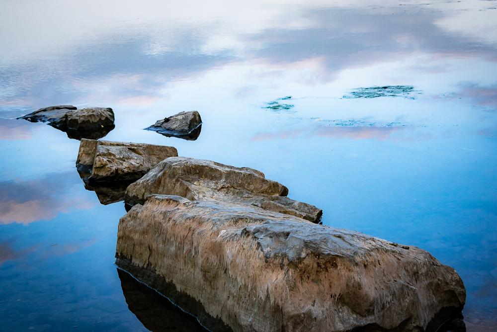 Cataraqui River Rocks