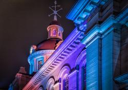 City Hall Holiday Dome