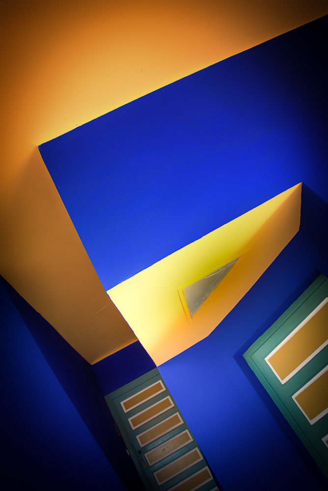 Marrakech Cobalt Angles