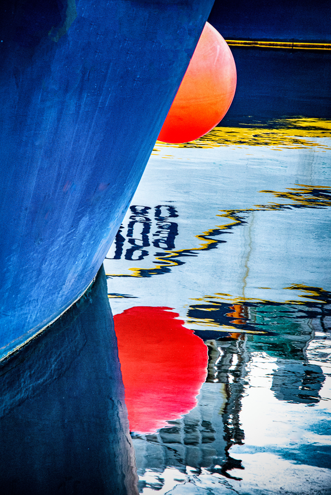 Twillingate Abstract Reflection