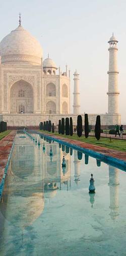 Taj Mahal Long Reflection