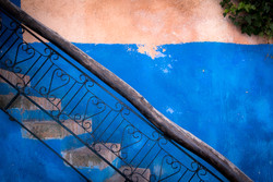 Chefchaouen Stairs
