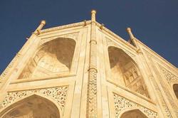 Taj Mahal Arch Details