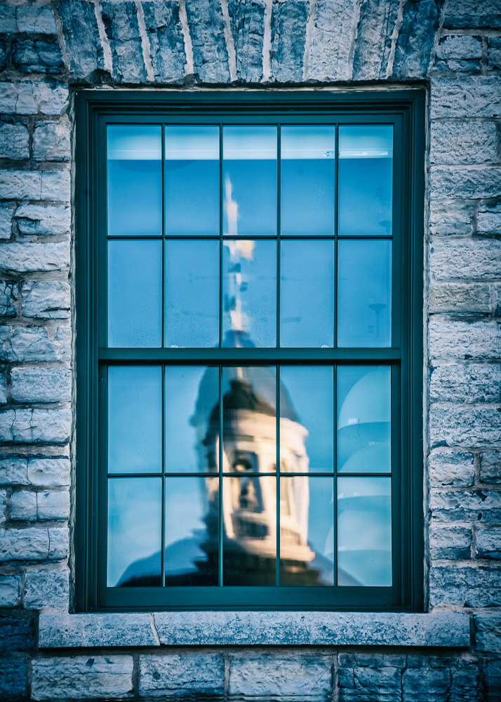 Window Kingston City Hall