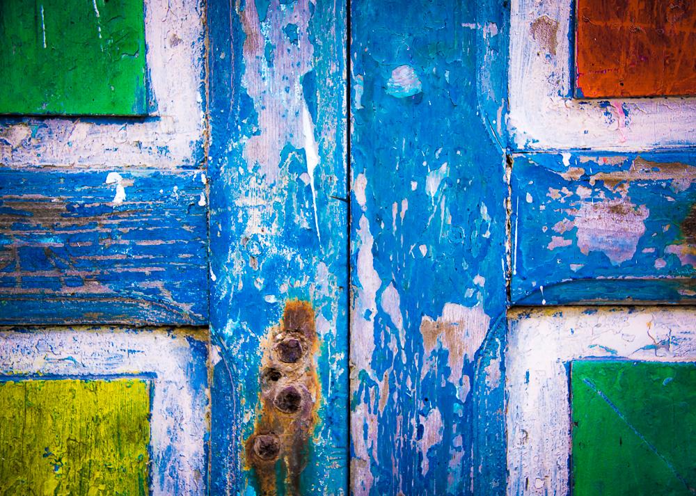 Essaouira Blue Cross
