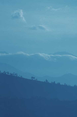 Light Blue Hills