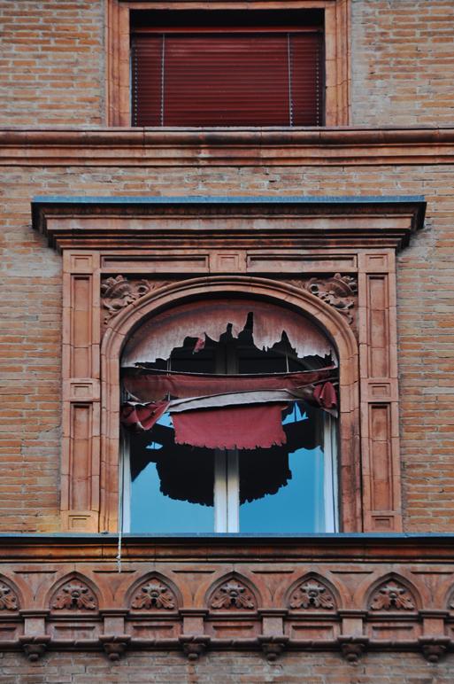 Torn Window