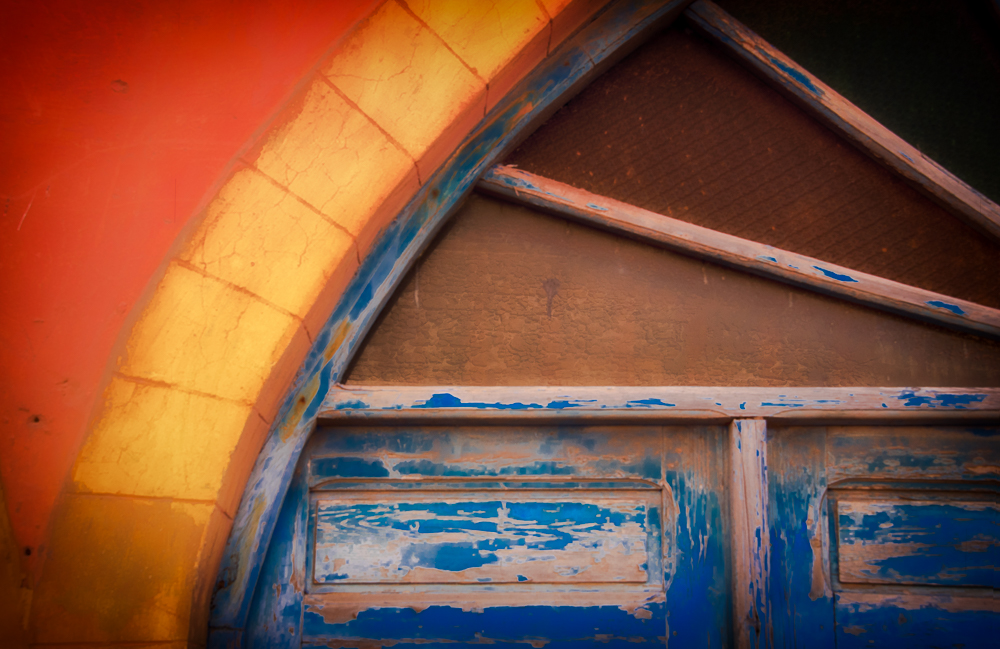 Essaouira Door Detail