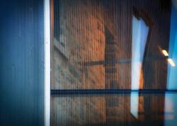 Isabel Window Reflection