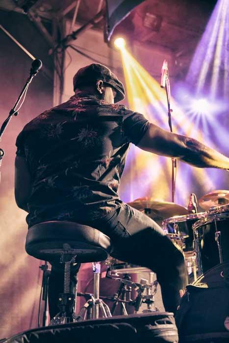 Joe Louis Walker Drummer Spot