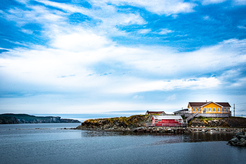 Twillingate Red and Yellow