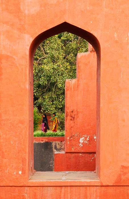 New Delhi Jantar Mantar Arch