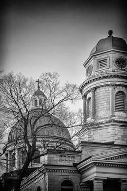 St George's in Black and White