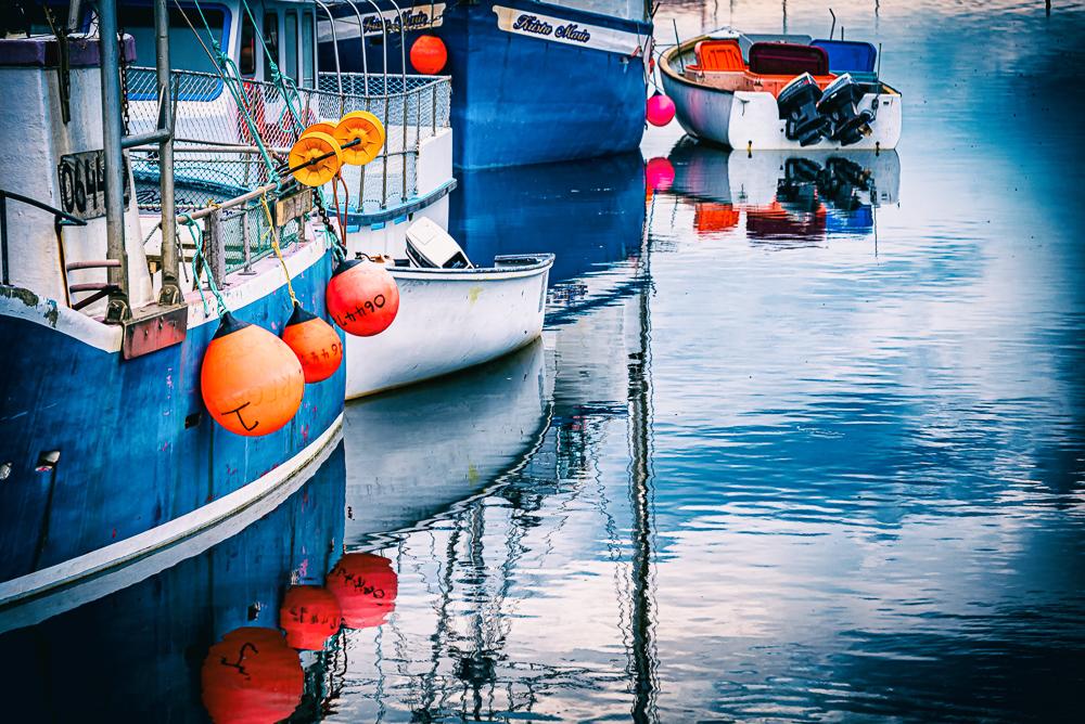 Twillingate Harbour Reflection