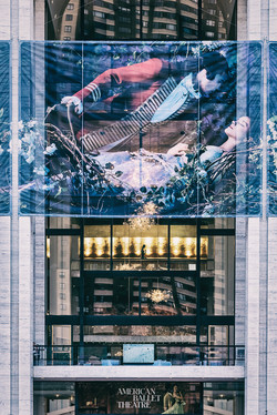 NYC Metropolitan Opera House