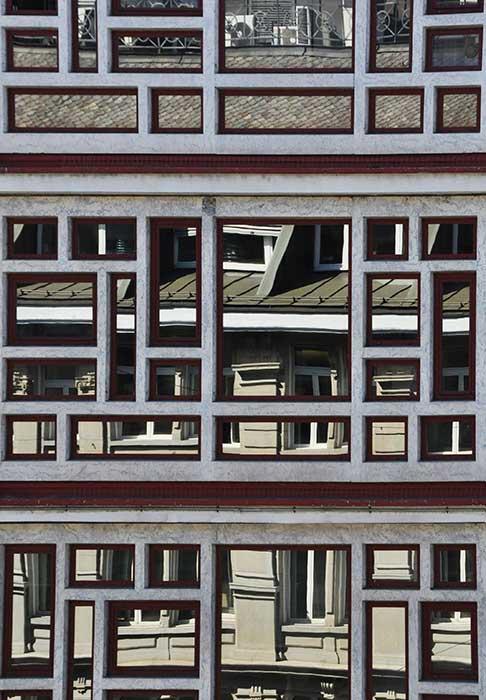 Zurich Window View