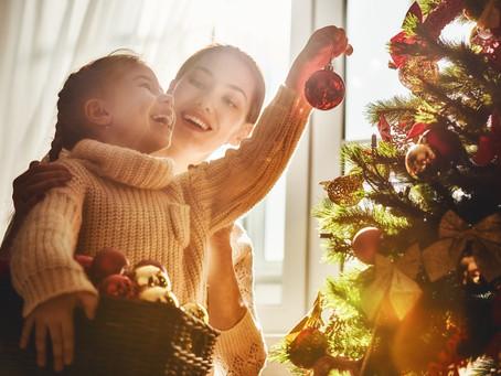 Belangrijke tips om op een relaxte manier de feestdagen door te komen.