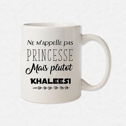Mug Khaleesi citation