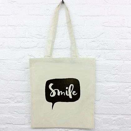 Tote Bag Smile