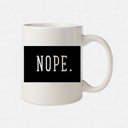 Mug Nope citation