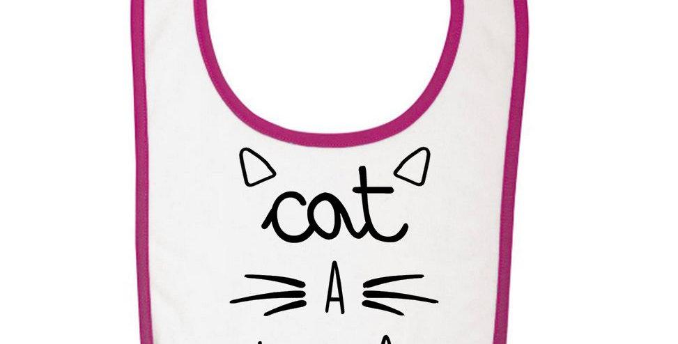 Bavoir Bébé Cat a strophe 219