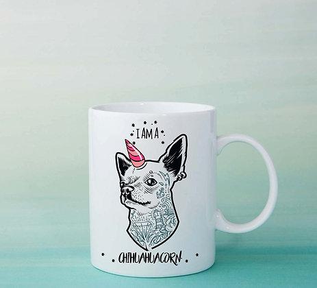 Mug Chihuahuacorn tasse licorne