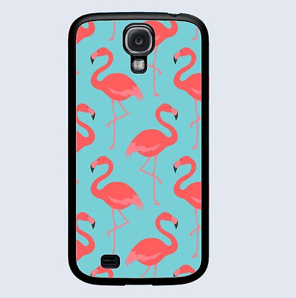 Coque mobile samsung Pattern flamand rose 763