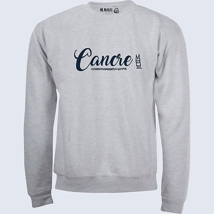Sweat-Pull Over Cancre citation