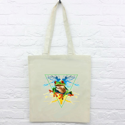 Tote Bag Grenouille