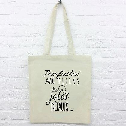 Tote Bag Parfaite Avec pleins De Jolis Défauts 28