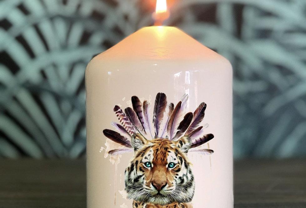 Bougie tigre