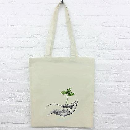 Tote Bag Plante Nature