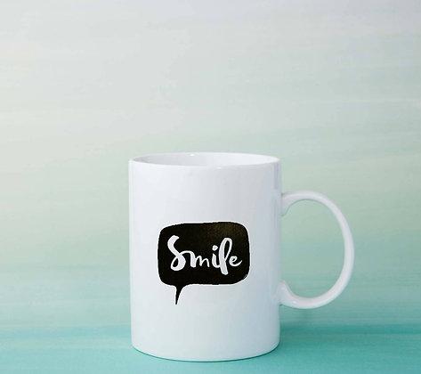 Mug Smile Citation tasse