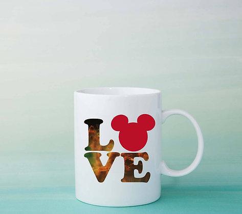 Mug Love mickey tasse disney