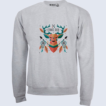 Sweat-Pull Over Cerf illustration