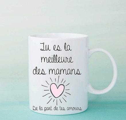 tasse citation idée cadeau fête des mères pas cher