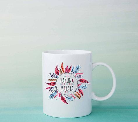 Mug Hakuna Matata tasse licorne à café