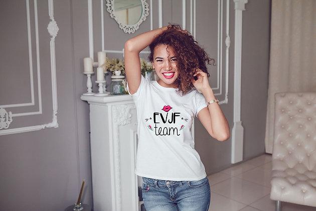 T-shirt Enterrement vie de jeune fille personnalisable pas cher original