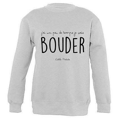 Sweat et Sweat Capuche Enfant Bouder 165