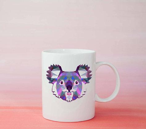 Mug Koala Illustration dessin tasse à café originale