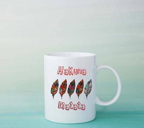 Mug Hakuna Matata Illustration dessin disney tasse