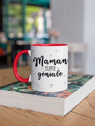 Mug Maman super géniale