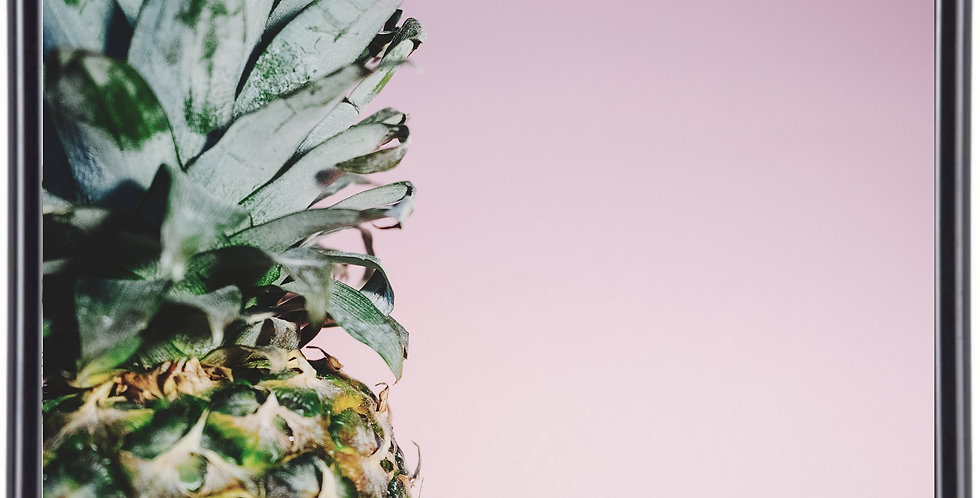 Affiche illustration ananas 307