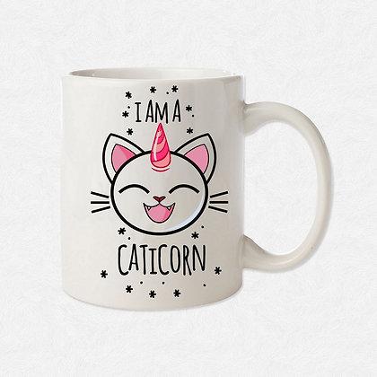 Mug Chat licorne caticorn illustration