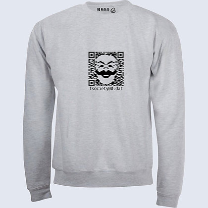 Sweat-Pull Over fsociety illustration