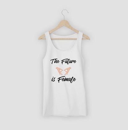 Débardeur citation Future is female