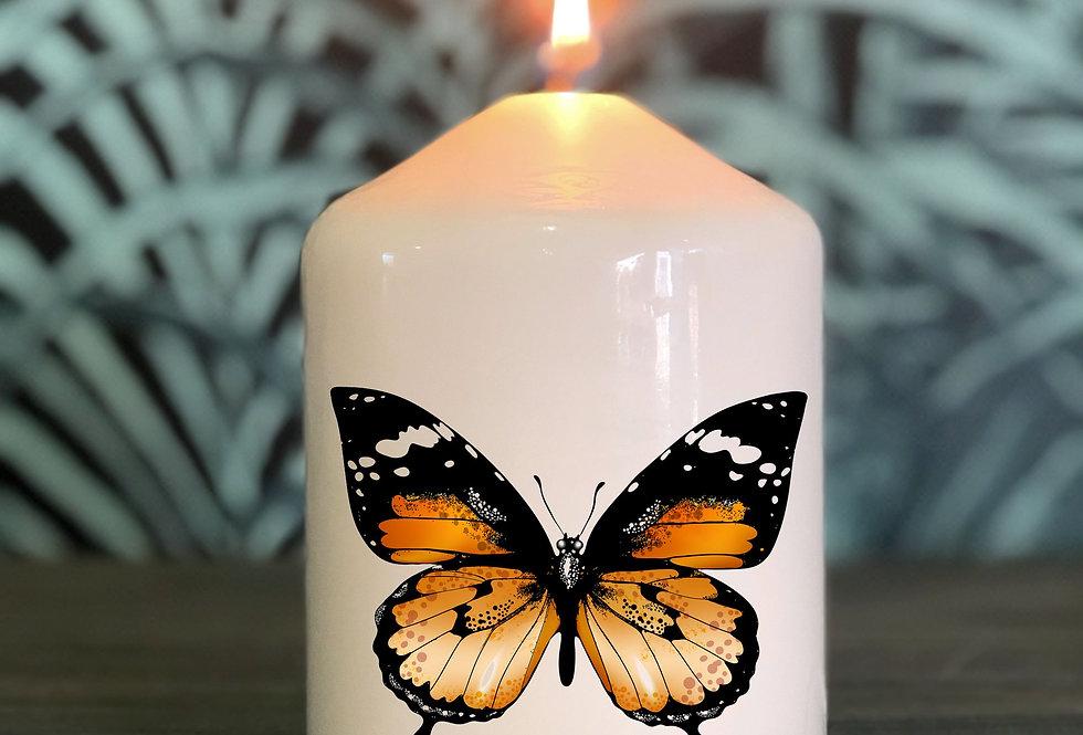 Bougie papillon