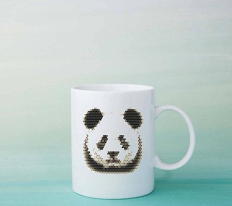 Mug Panda Illustration dessin tasse