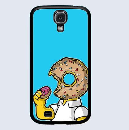 Coque mobile samsung Homer donut's 761