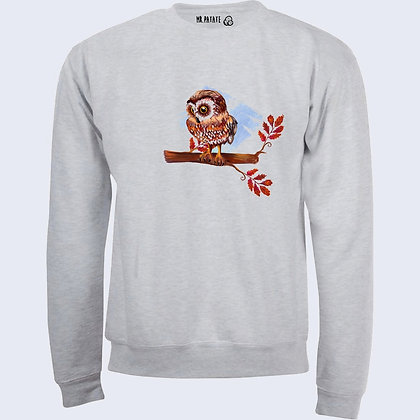 Sweat-Pull Over Chouette illustration